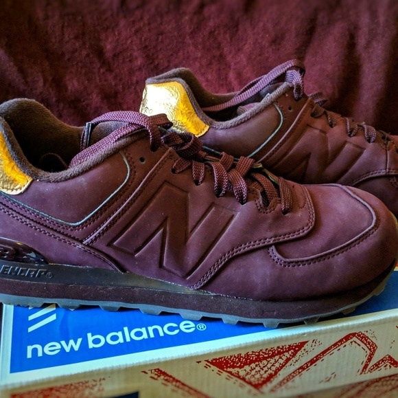 more photos 5ee6f a7d87 New Balance Shoes | Womens 574 Molten Metal Pack | Poshmark